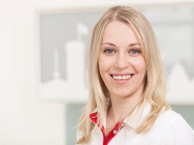 Zahnärztin Dr. Ulrike Rieckesmann (Epperlein) in Bielefeld